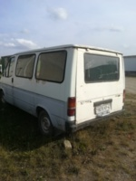Ford Transit легковой вагон, 1988 г.
