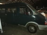 ГАЗ 3221 32213, 1997 г.