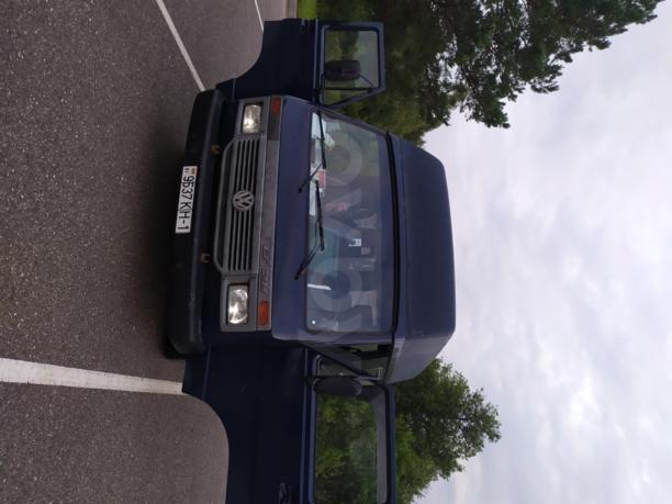 Volkswagen LT, 1994 г.
