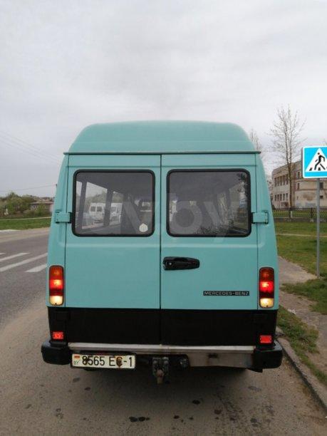 Mercedes-Benz 0404, 1990 г.