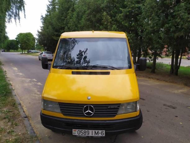Mercedes-Benz Sprinter 210D, 1999 г.