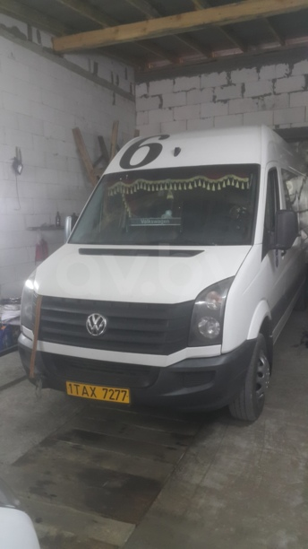 Volkswagen Crafter, 2011 г.