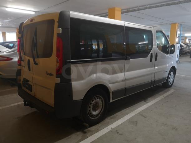 Renault Trafic, 2013 г.