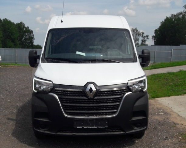 Renault Master Bus, 2020 г.