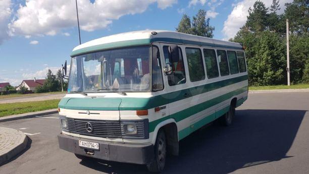 Mercedes-Benz O-series (O302-O407), 1988 г.