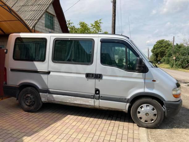 Renault Master 2, 2002 г.