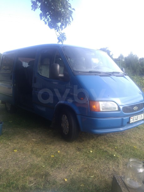 Ford Transit Tourneo, 2000 г.