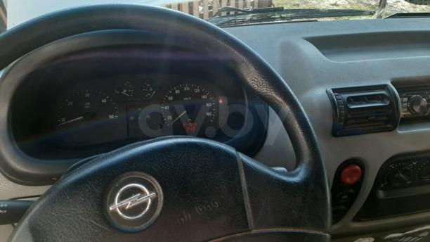 Opel Movano, 2002 г.
