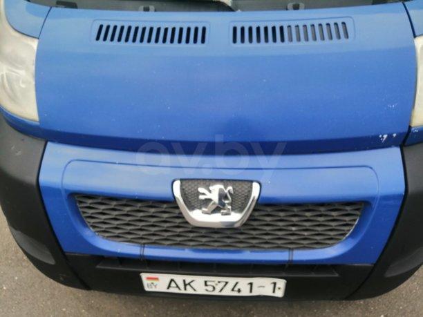 Peugeot Boxer, 2008 г.
