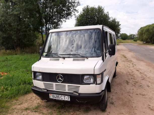 Mercedes-Benz T1 208D, 1994 г.