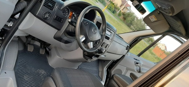 Mercedes-Benz Sprinter 316, 2016 г.