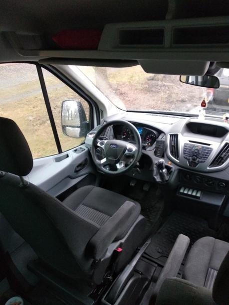 Ford Transit L3 H2, 2014 г.
