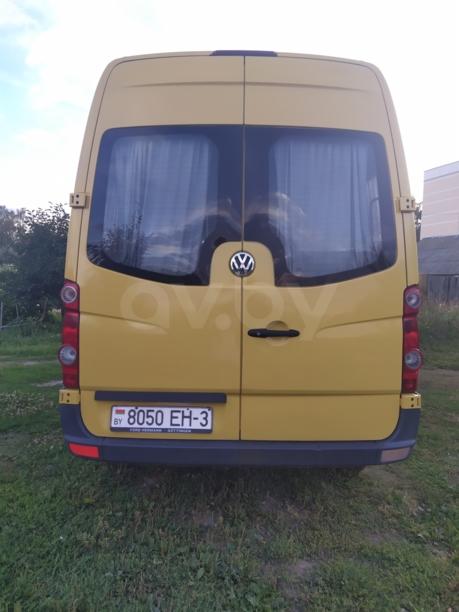 Volkswagen Crafter, 2008 г.