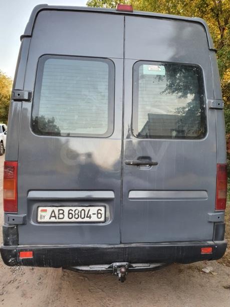 Volkswagen LT LT46, 2004 г.