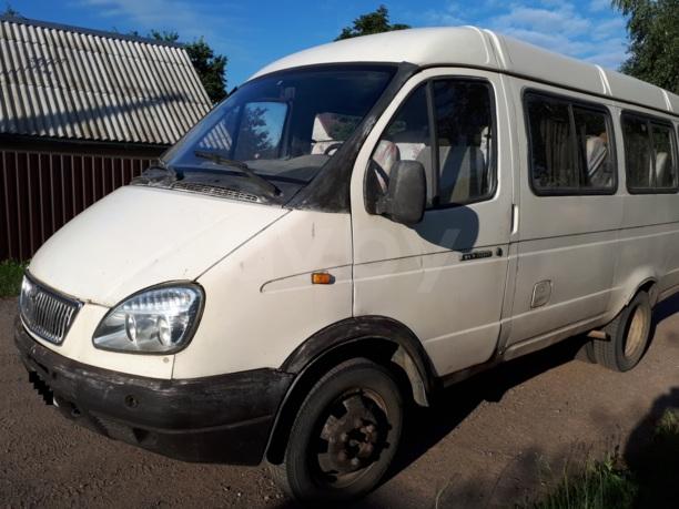 ГАЗ 3221, 2003 г.
