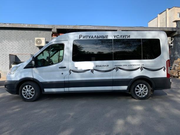 Ford Transit, 2014 г.