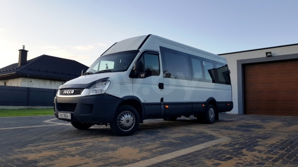 Iveco Daily 35C15 3500, 2007 г.