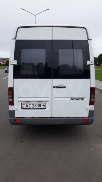 Mercedes-Benz Sprinter 411, 2008 г.