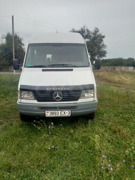 Mercedes-Benz Sprinter, 1999 г.