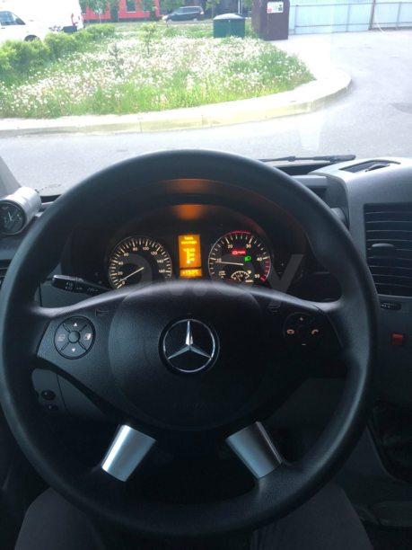 Mercedes-Benz Sprinter XXL, 2007 г.