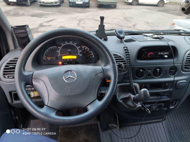 Mercedes-Benz Sprinter 313 CDI, 2005 г.