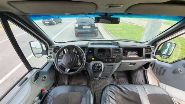 Ford Transit, 2011 г.