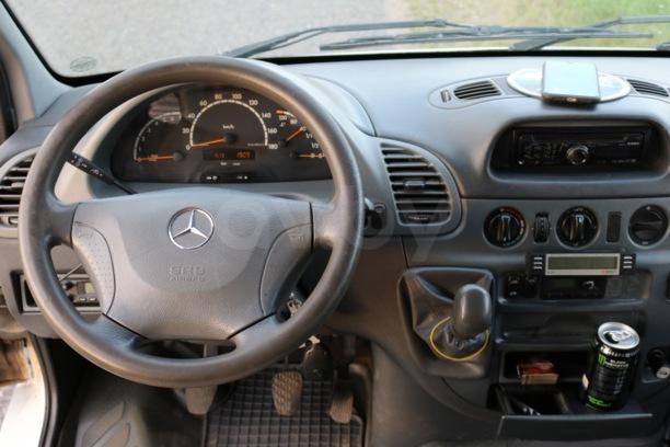 Mercedes-Benz Sprinter 313CDI, 2001 г.