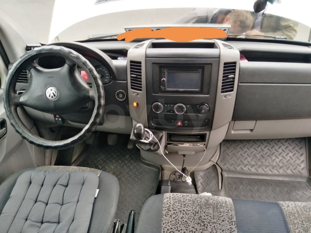 Volkswagen Crafter XXXL, 2010 г.