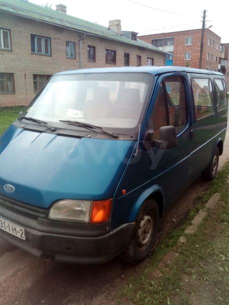 Ford Transit, 1992 г.