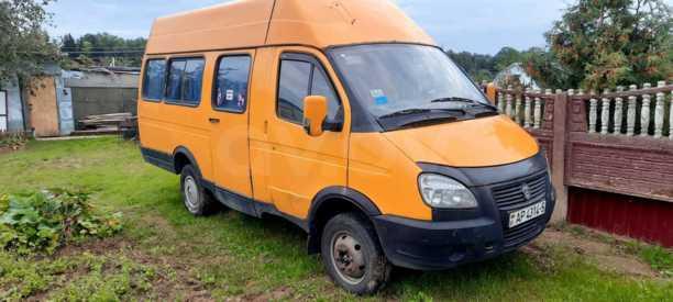 ГАЗ 3261, 2007 г.