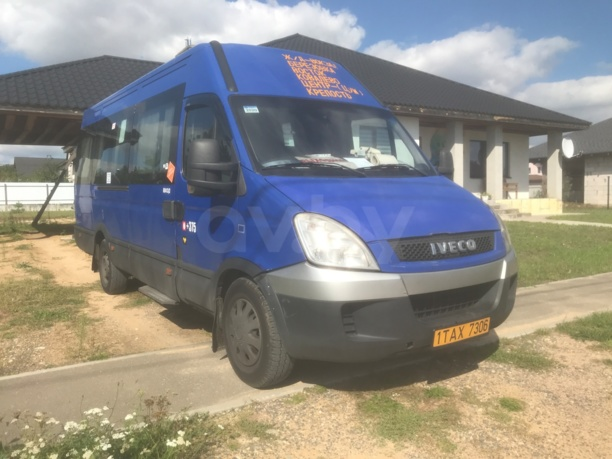 Iveco Daily 35s13, 2010 г.