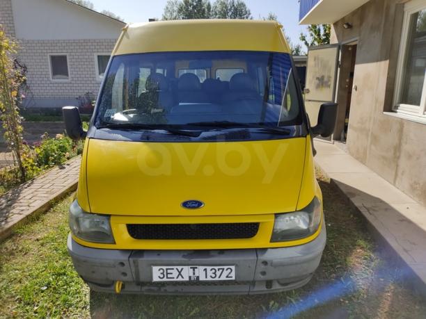 Ford Transit, 2002 г.