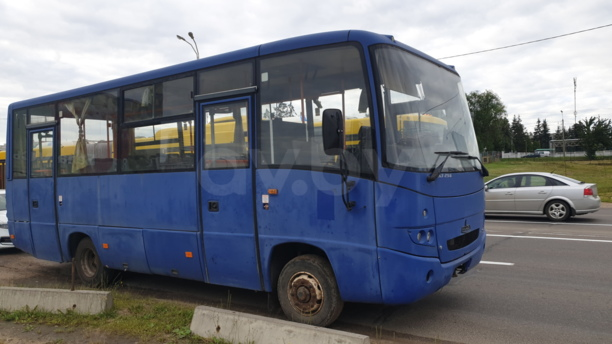 МАЗ 256, 2008 г.