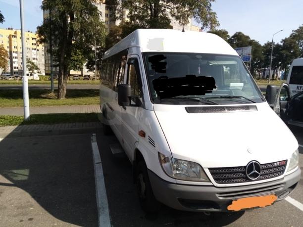 Mercedes-Benz Sprinter, 2017 г.