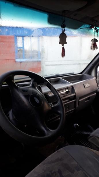 Ford Transit 2.5, 1993 г.