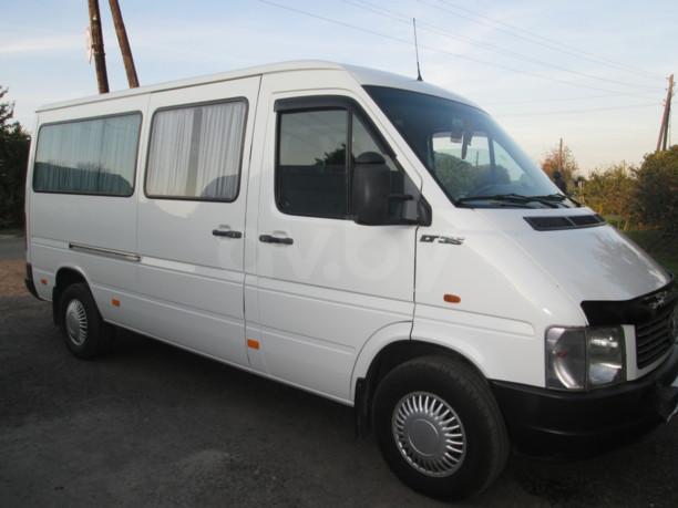Volkswagen LT, 2004 г.