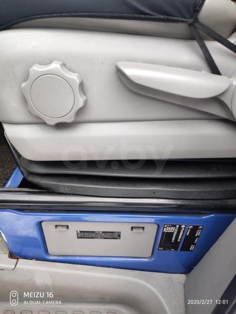 Volkswagen Crafter, 2009 г.
