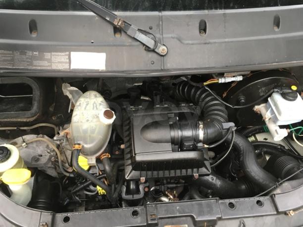 Renault Master 2-e поколение, 2008 г.