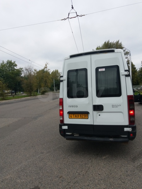 Iveco Daily 50C15, 2010 г.