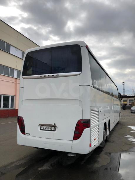 Setra S417 417 HDH, 2005 г.