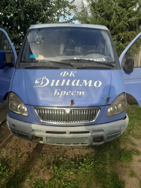 ГАЗ Соболь ГАЗ - 22171 04, 2004 г.