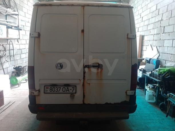 Volkswagen LT, 1998 г.
