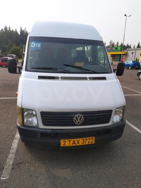 Volkswagen LT, 2005 г.