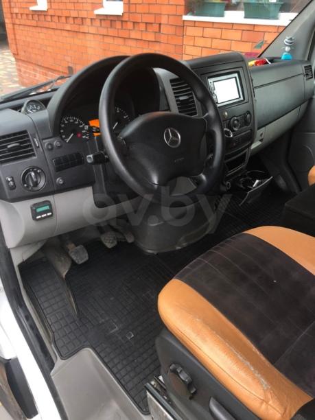 Mercedes-Benz Sprinter 313 CDI, 2015 г.