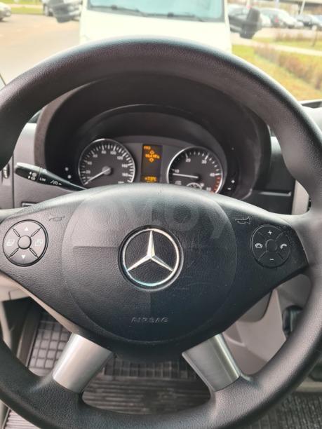 Mercedes-Benz Sprinter Klima-webasto, 2016 г.