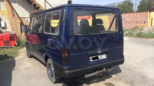 Ford Transit 2.5td, 1996 г.