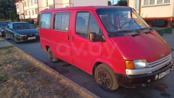 Ford Transit, 1991 г.