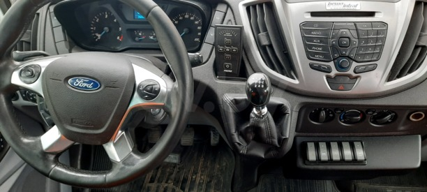 Ford Transit Пассажир, в богатой комплектации!!!, 2015 г.