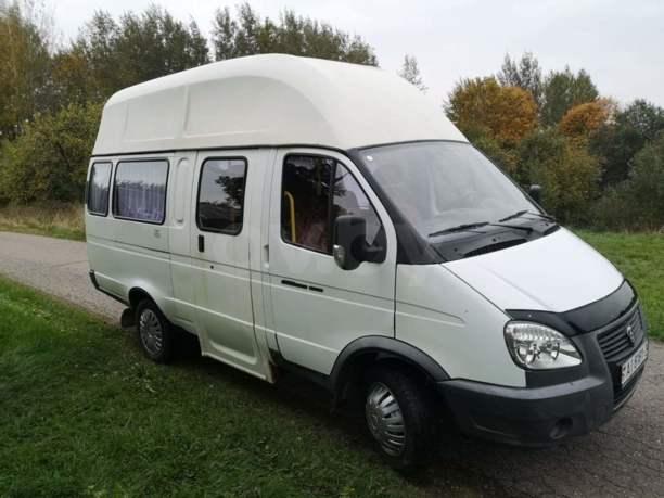 """ГАЗ 3221 """"Бизнес"""", ГАЗ 322133 """"Луидор"""", 2014 г."""