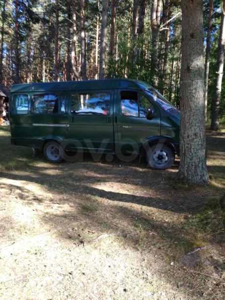 ГАЗ 3221, 1999 г.